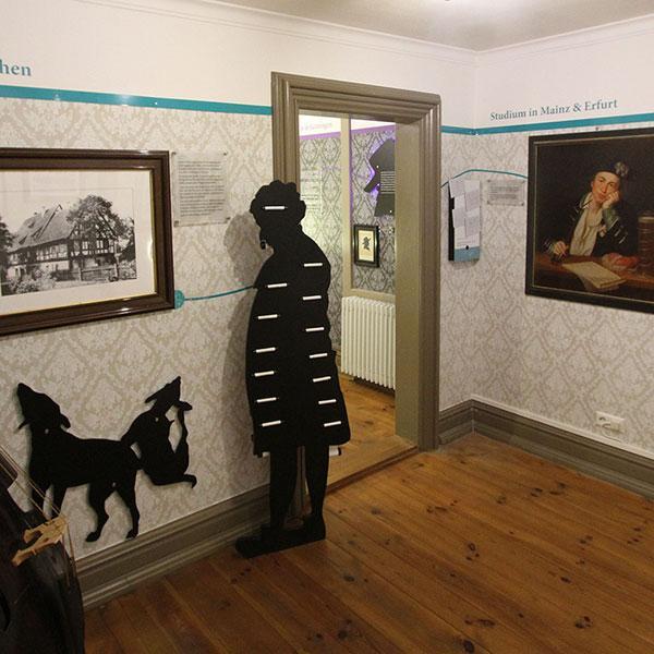 Joseph Martin Kraus-Ausstellung