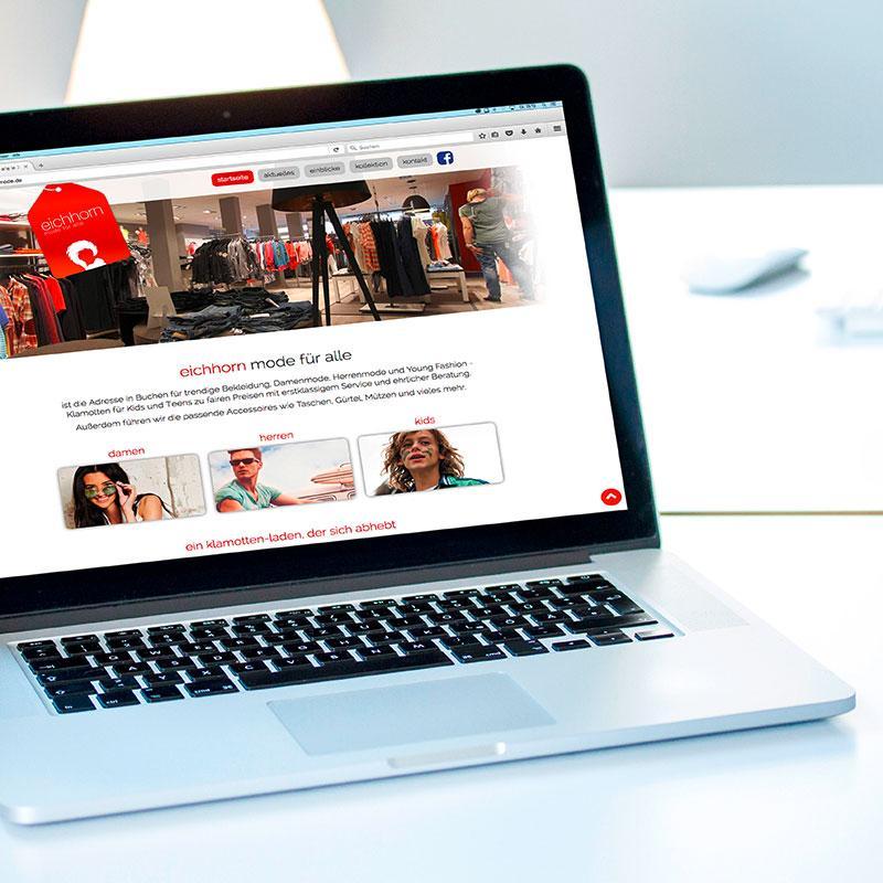 Mode Eichhorn online