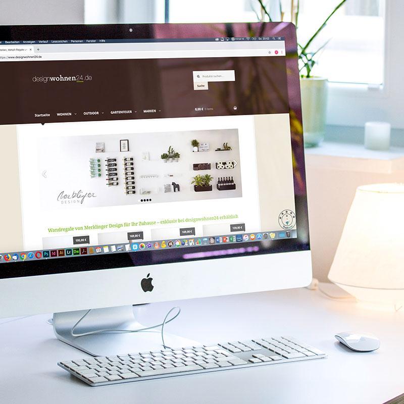 Möbel und Accessoires bei designwohnen24.de kaufen