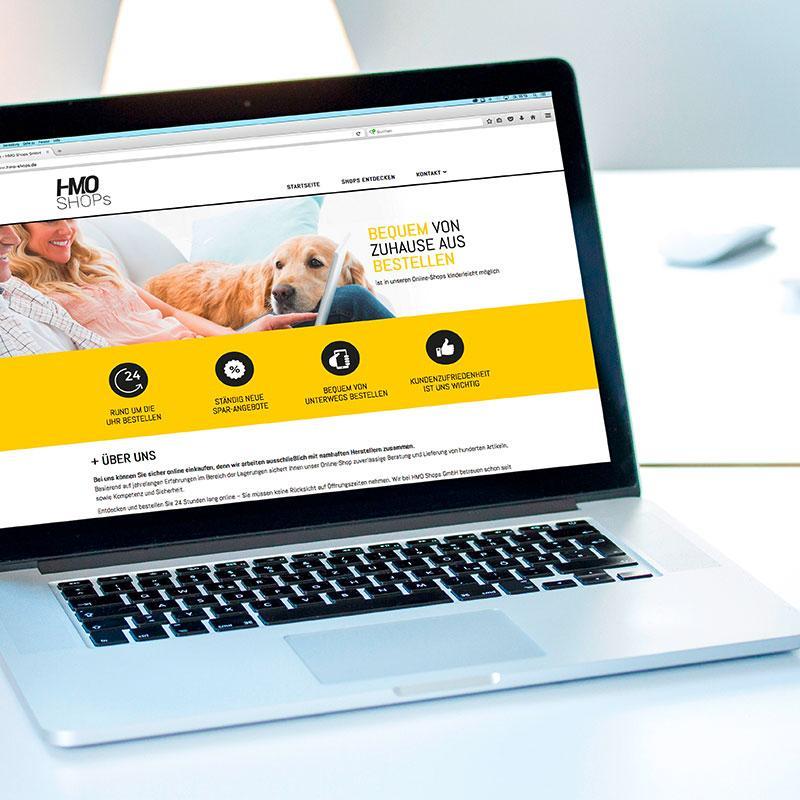 Online-Shops von HMO