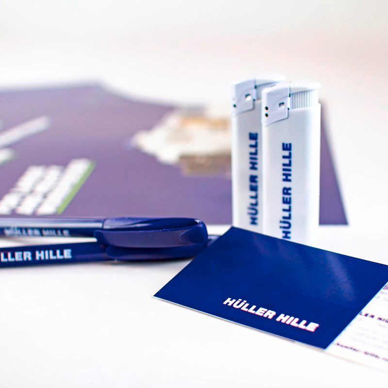 Messeausstattung für HÜLLER HILLE GmbH