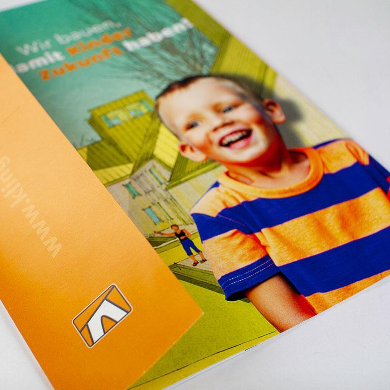 Neue Drucksachen für das Kinder- und Jugenddorf Klinge