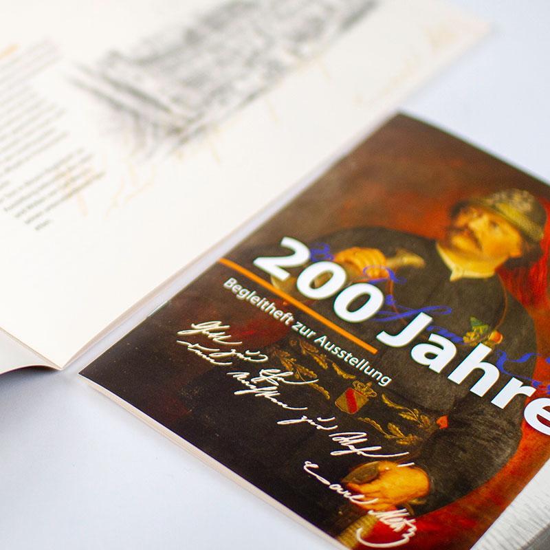 200 Jahre Carl Metz