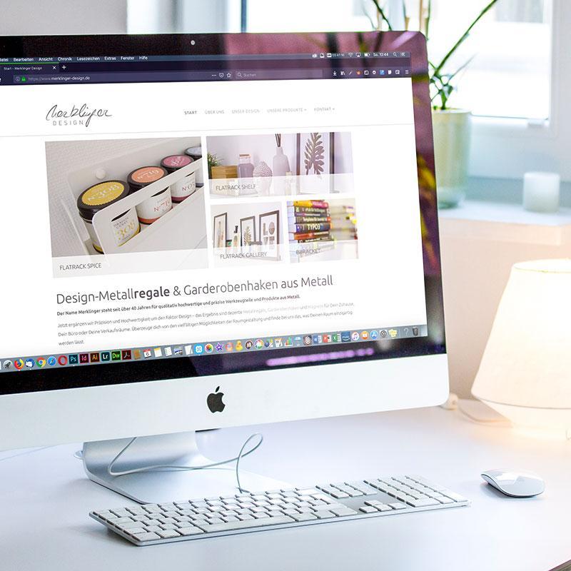 Designer-Regale im Internet