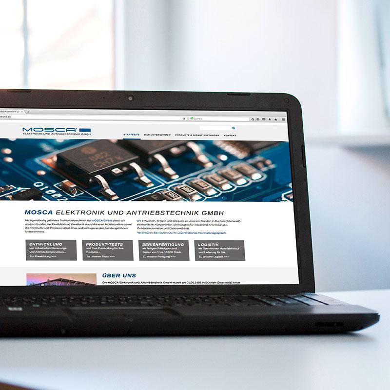 Mosca Elektronik online