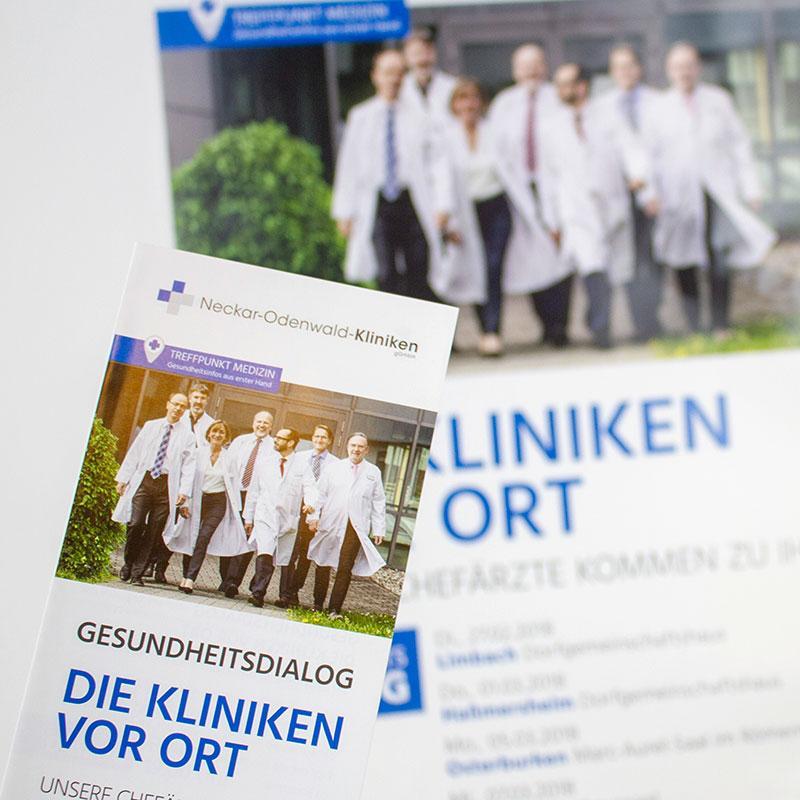 Neckar-Odenwald-Kliniken gedruckt