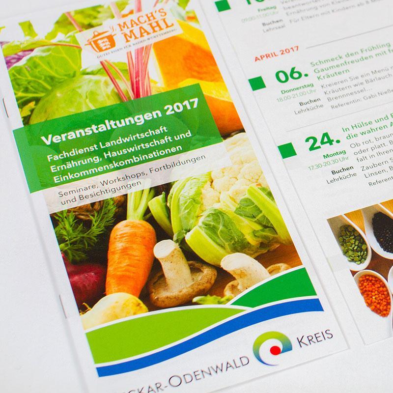 Veranstaltungskalender des Landwirtschaftsamtes