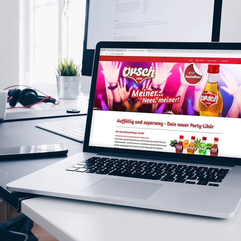 Online Orsch kaufen!