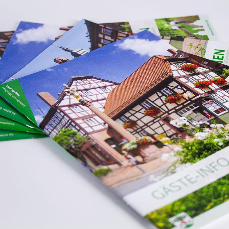 Ein Corporate Design für die Stadt Buchen