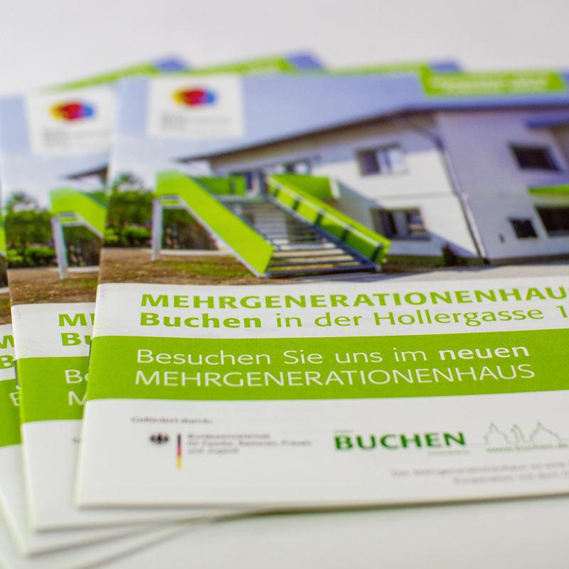 Programm Mehrgenerationenhaus Buchen