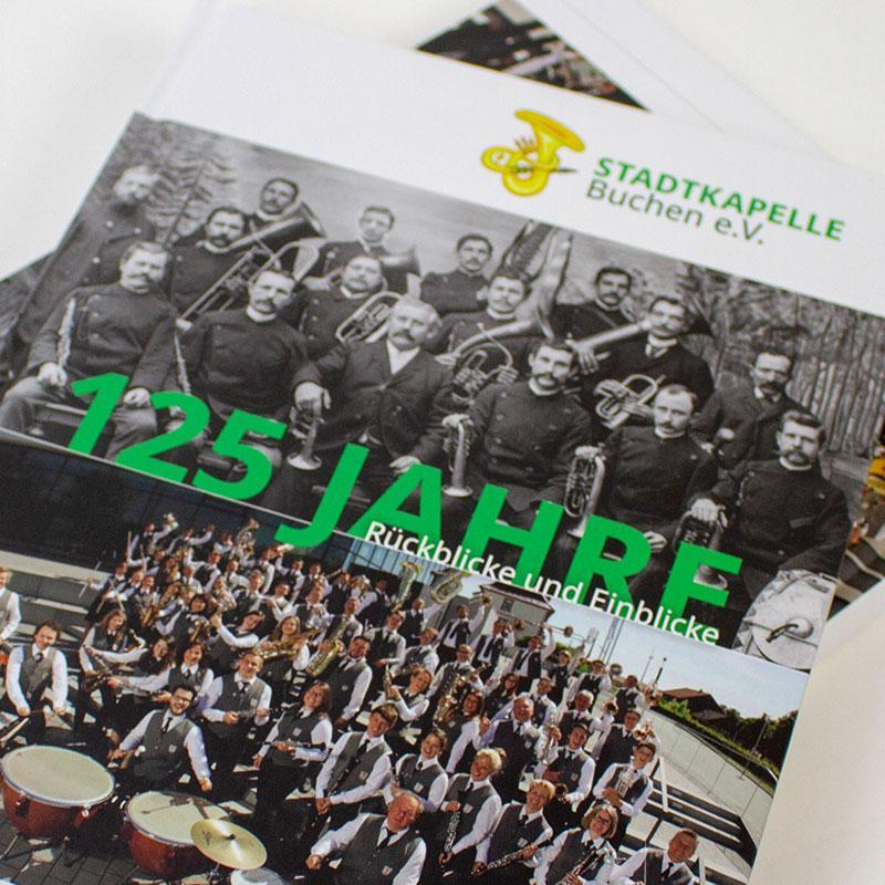 Ein Bilderbuch zum 125.
