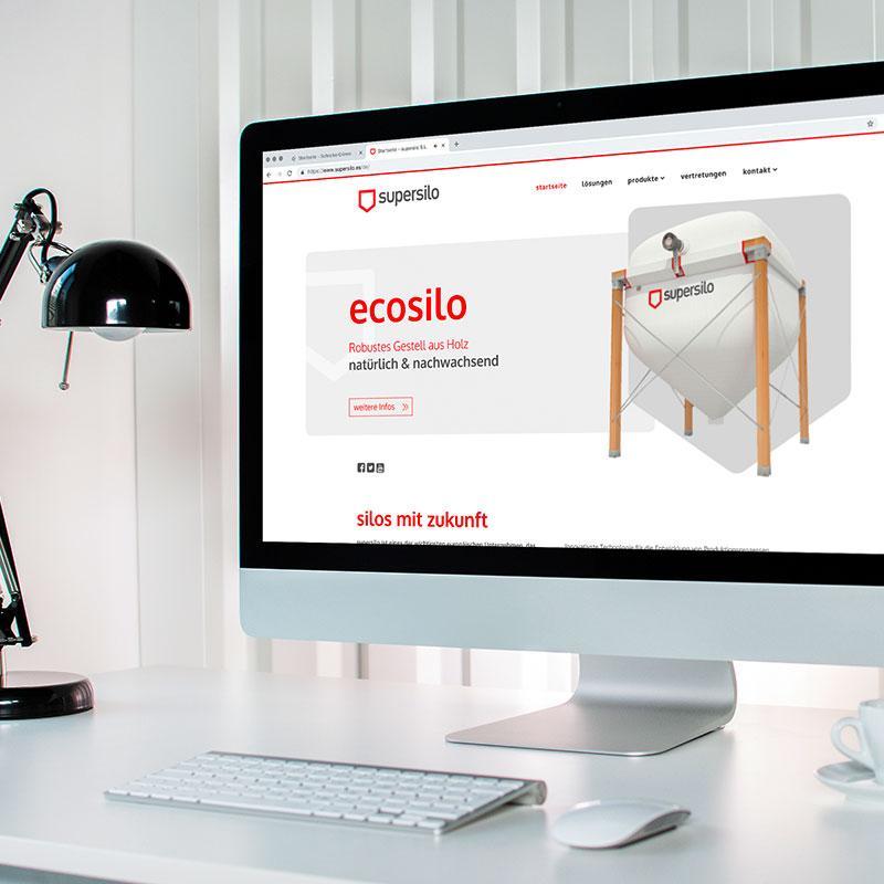 Supersilo - der spanische Silo-Hersteller