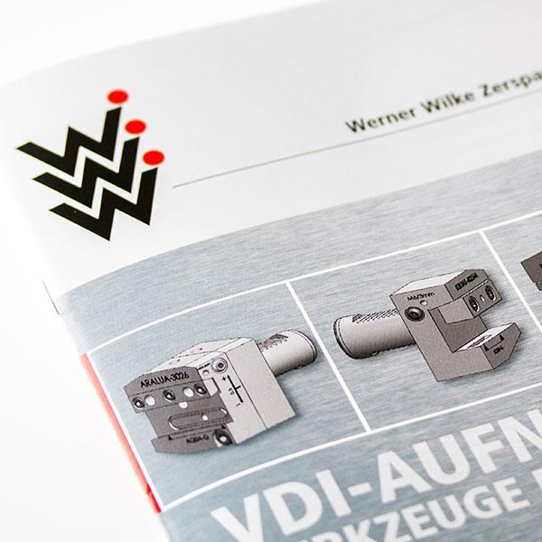 Produktkataloge für Werner Wilke