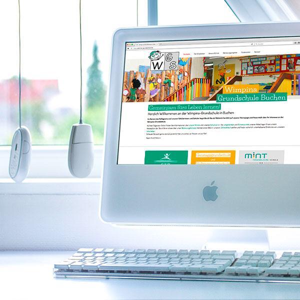 Wimpina-Grundschule im Netz