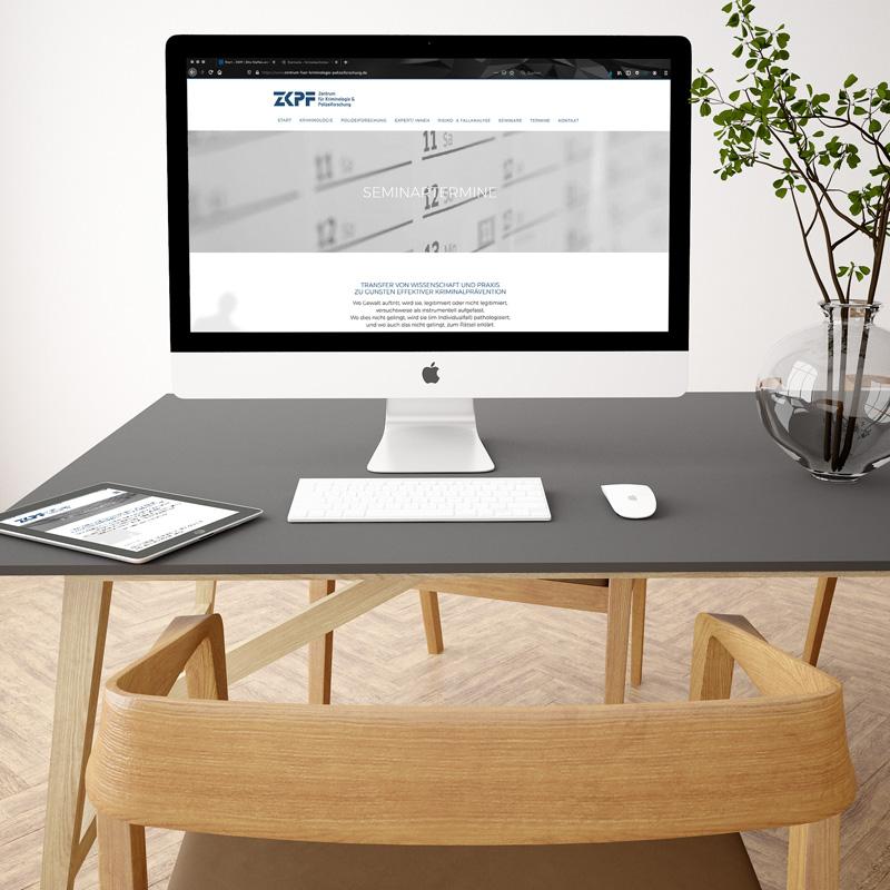 Neuer Webauftritt für ZKPF